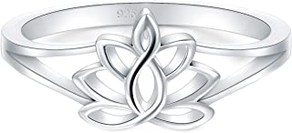 celtic flower ring