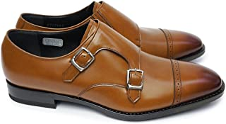 [リーガル] 靴 32MR メンズビジネスシューズ ダブルモンクストラップ 本革 日本製