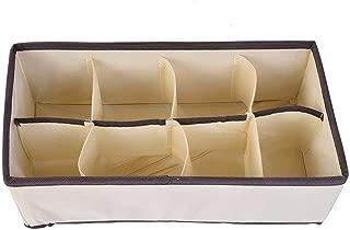 Storage Boxes for Ties Socks Shorts Bra Underwear Divider Drawer Lidded Closet Organizer Ropa Interi