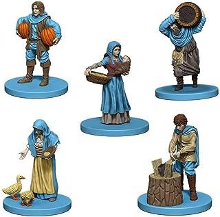 WizKids Agricola Game Expansion Blue