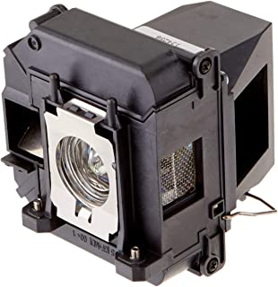Epson - ELPLP61 Replacement Projector Lamp for PowerLite 915W/1835/430/435W/D6150 V13H010L61 (DMi EA
