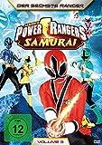 Power Rangers Samurai - Der sechste Ranger, Vol. 3 [DVD]