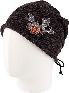 WITHMOONS Winter Knit Beanie Hat Slouchy Women Warm Ear Flaps SL51235
