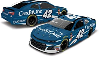 Lionel Racing, Kyle Larson, Credit One Bank, 2019, Chevrolet Camaro, NASCAR Diecast 1: 24 Scale