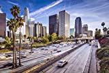 Los Angeles City Skyline USA Stadt XXL Wandbild Foto Poster