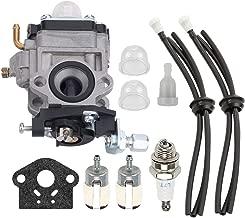 Hayskill WYK-186 Carburetor for WYK-196 Echo HCA260 HCA261 SRM260 SRM261 PE260 PE261 PPT260 PPT261 SHC260 SHC261 Trimmer A021000700 A021000461 A021000460