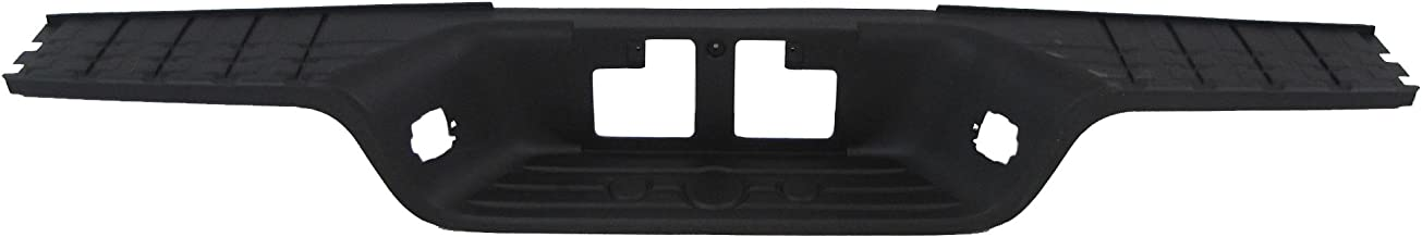 Rear Direct Fit Bumper Step Pad for 2007-2013 Toyota Tundra TO1191101