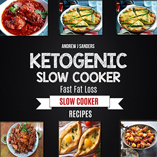 Ketogenic Slow Cooker audiobook cover art