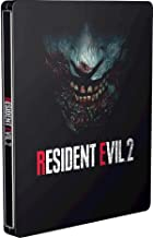 Resident Evil 2 Remake Collector's Edition PS4 XBOX ONE Steelbook *EMPTY CASE* [NO GAME]