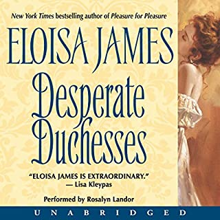 Desperate Duchesses cover art