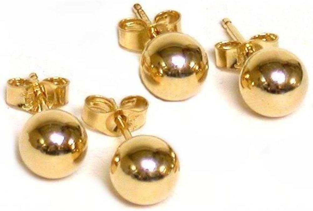 14K Yellow Gold Fancy Twisted Earrings Jewelry Studs