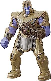 Boneco Marvel Avengers Deluxe 2.0 Thanos - E7406 - Hasbro
