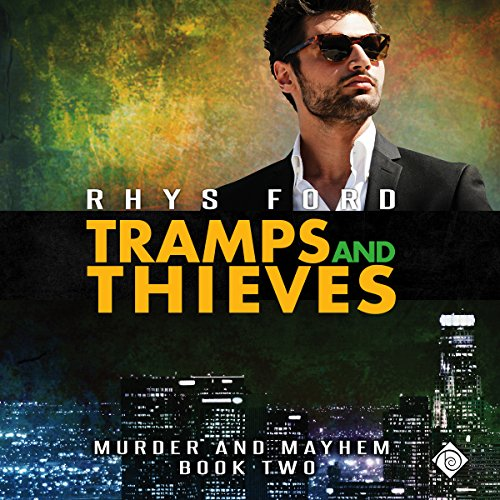 Tramps and Thieves audiobook cover art