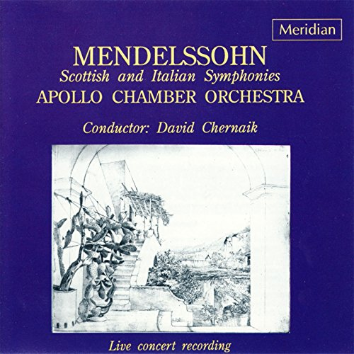 "Symphony No. 4 in A Major, MWV N 16 ""Italian"": III. Con moto moderato"