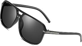 Polarized Sunglasses for Men Aviator Driving Women Mens Sunglasses Rectangular Vintage Sun Glasses