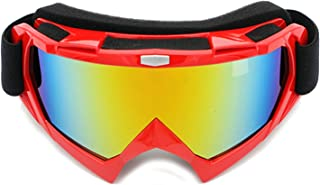 Pc Anti Fog Windproof Uv400 Eyewear Skiing Cycling And Snowmobile Winter Outdoor Protective Glasses