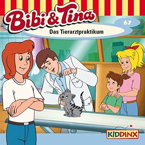 Das Tierarztpraktikum audiobook cover art