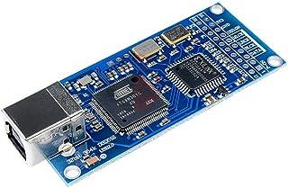 ATSAM3U1C XC2C64A USB に IIS デジタル Dac デコーダボードサポート DSD512 32bit 384 18K I2S DSD 出力 Amanero