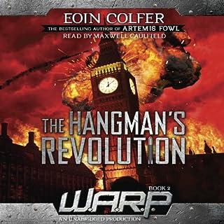 WARP Book 2: The Hangman's Revolution audiobook cover art