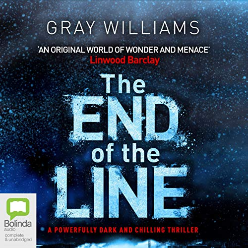 The End of the Line audiobook cover art