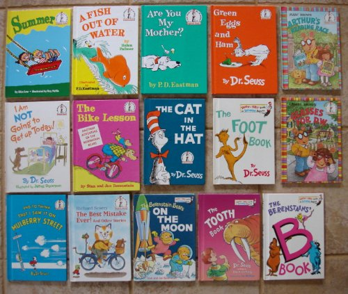 15 Set of Dr. Seuss