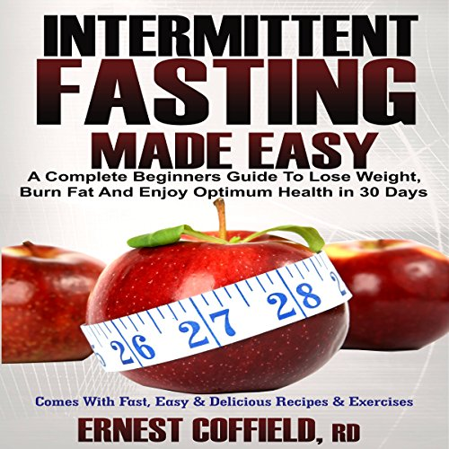 Intermittent Fasting Made Easy, Volume 2 audiobook cover art