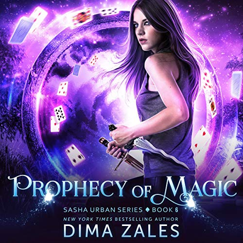 Prophecy of Magic cover art