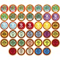 40-Count Two Rivers Assorted Tea Sampler Pack for Keurig K-Cup Brewers