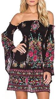 Amazon.es: ropa hippie Única Vestidos Mujer: Ropa