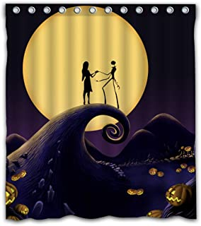 Amazon com: Halloween - Shower Curtains / Shower Curtains, Hooks