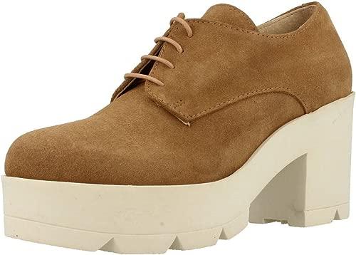 Stiefelleten Stiefel Damen, Farbe Braun, Marke Gelb, Modell 61989 braun (Camel)