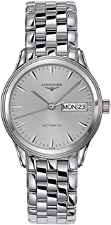Longines Flagship Silver Dial Men's Watch L4.799.4.72.6