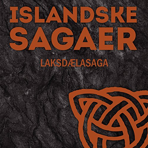 Laksdælasaga audiobook cover art