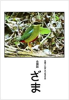 ざま Vol.1: 大用ヤイロチョウを守る会 会報誌