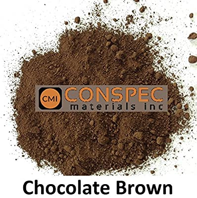 Conspec 5 Lbs. CHOCOLATE BROWN Powdered Color for Concrete, Cement, Mortar, Grout, Plaster, Colorant, Pigment