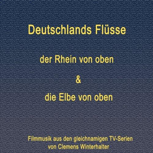 über der Elbe (aus der TV-Doku 'die Elbe von oben')