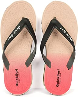 Quick Surf Slipper For Women - Pink Multicolors