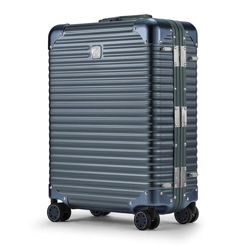 [ランツォ] スーツケース ノーマン 21インチ 機内持込可 34L 49cm 4.6kg