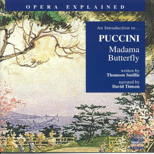 Puccini: Madame Butterfly cover art