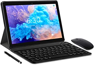 LNMBBS N10 Tablet 10 Zoll (25,54 cm), Android 10.0, Octa-core Tablet-pc, 4 GB RAM, 64 GB ROM, 1200x800 FHD, 4G LTE Dual SI...