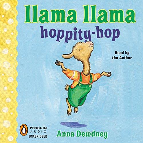 Llama Llama Hoppity-Hop! cover art