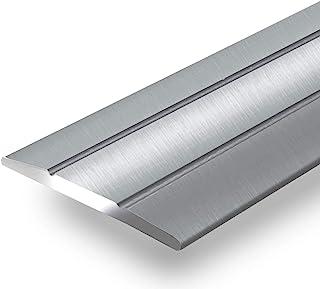 /Übergangsprofil flach 38 mm selbstklebend 1180 mm, schwarz 9,42/€//m