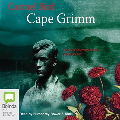 Cape Grimm audiobook cover art