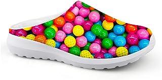 Sandalias Unisex Transpirables de Malla, Patucos de azúcar, para Verano, para la Playa, Antideslizantes, para Deportes al ...
