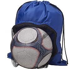 Bullet - Mochila modelo Goal para balón (35.5 x 44.5 cm) (Azul ...