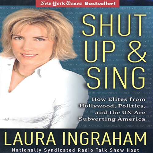 Shut Up & Sing audiobook cover art