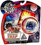 Aumenta il tuo attacco con la nuova trappola Vestroia Bakugan! Bakugan Trap sono speciali Bakugan morphing con forme uniche Scatena la tua trappola Bakugan per battaglie più strategiche e attacchi più potenti! La confezione include 1 trappola per lo ...