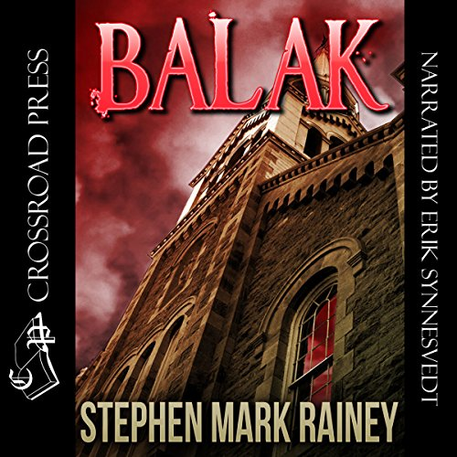 Balak audiobook cover art