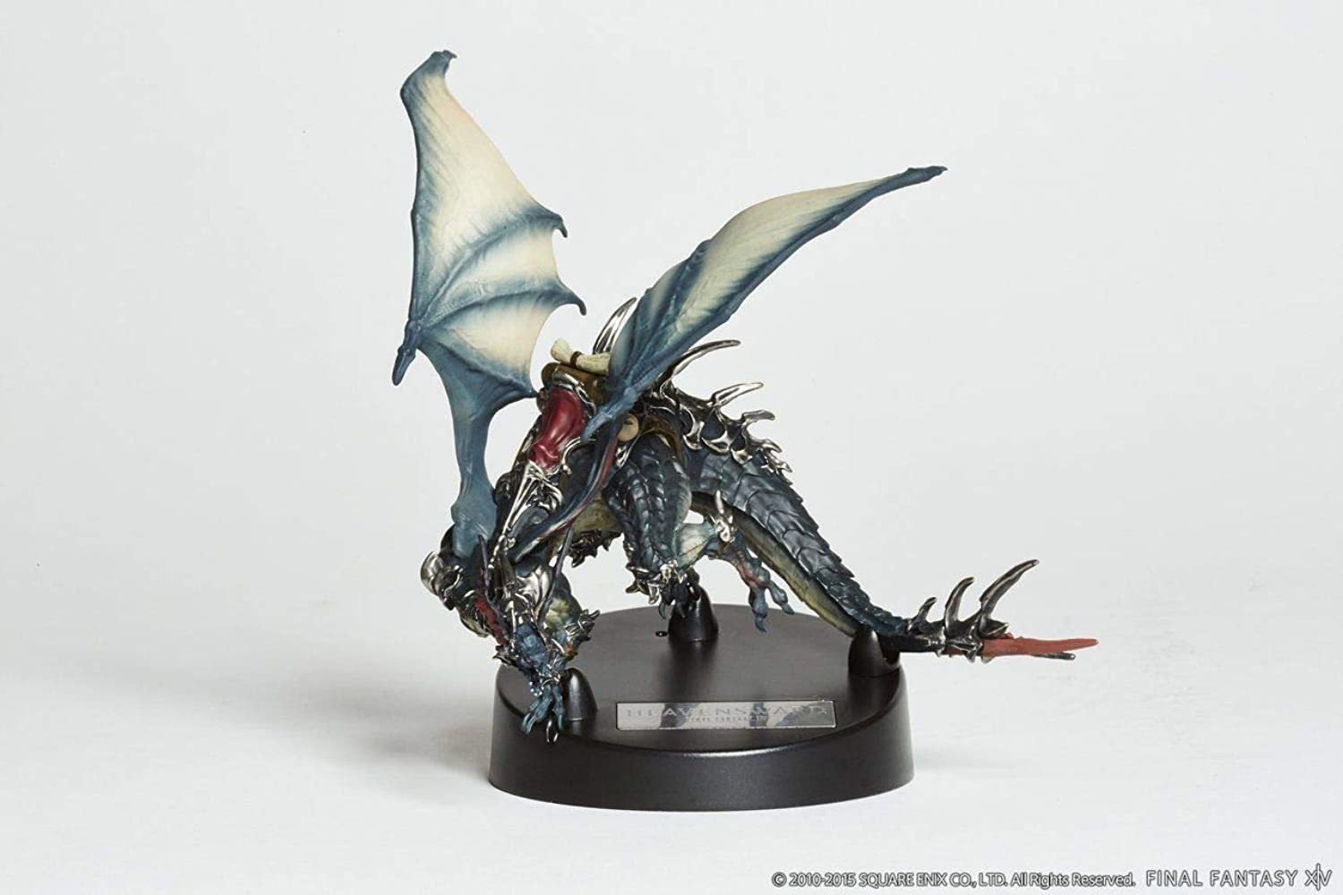 Heavensward  Final Fantasy XIV  Expertly Crafted Dragon Mount Figure