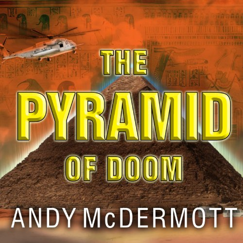 The Pyramid of Doom audiobook cover art